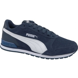 Navy Puma St Runner V2 Sd M 365279-10 shoes