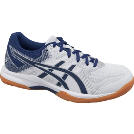 Asics Gel-Rocket 9 volleyball shoes 1072A034-102 white white