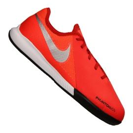 Indoor shoes Nike Phantom Vsn Academy Ic Jr AR4345-600 red orange