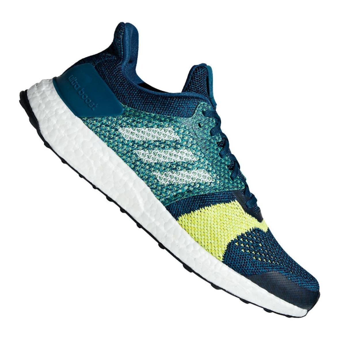 2f383f7b Blue Adidas UltraBoost St M B37695 shoes