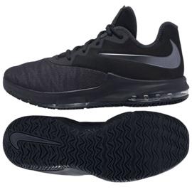 Nike Air Max Infuriate Iii Low WM AJ5898 007 shoes black