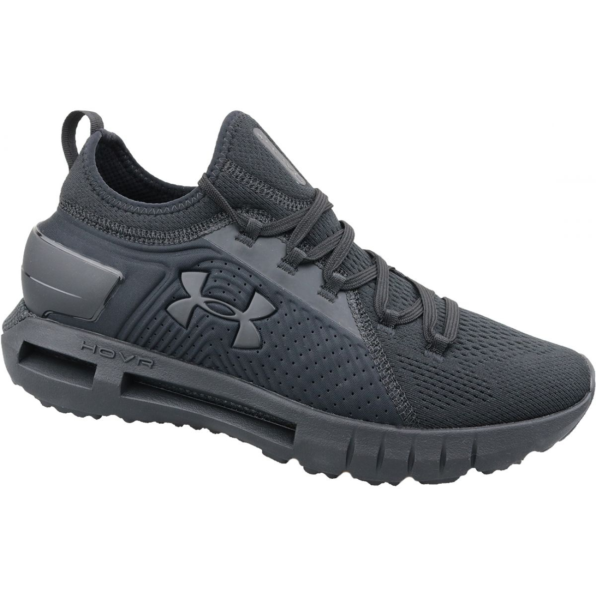 hot sale online 3a9e0 f6413 Under Armour black Under Armor Hovr Phantom Se M 3021587-002 running shoes