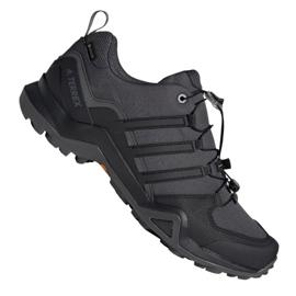 Black Adidas Terrex Swift R2 Gtx M BC0383 shoes