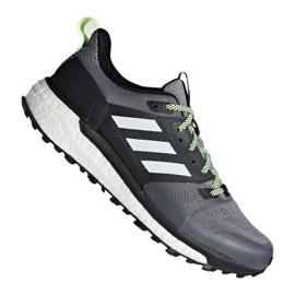 Black Adidas Supernova Trail M B96280 shoes