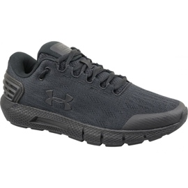 Under Armour black Under Armor Charged Rogue M 3021225-001 running shoes