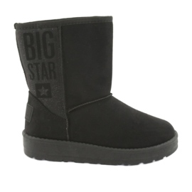 Big Star Mukluki black