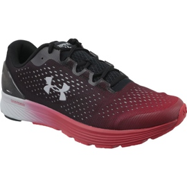 Under Armour black Under Armor Charged Bandit 4 M 3020319-005 running shoes