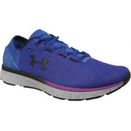 Under Armour blue Under Armor Charged Bandit 3 W running shoes 1298664-907