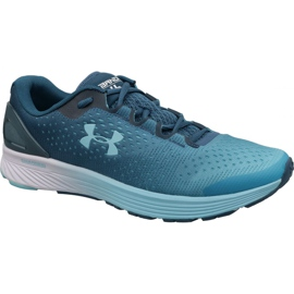 Under Armour blue Under Armor Charged Bandit 4 W 3020357-300 running shoes