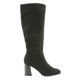 Filippo 1028 knee boots, black