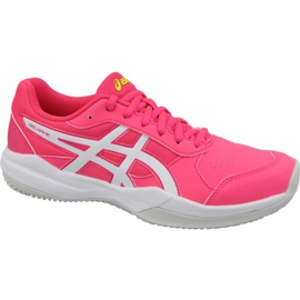 Asics Gel-Game 7 Clay / Oc Jr 1044A010-705 tennis shoes pink