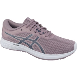 Violet Asics Patriot 11 W 1012A484-500 running shoes