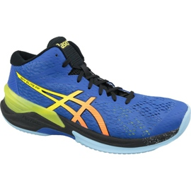 Asics Sky Elite Ff Mt M 1051A032-400 volleyball shoes blue blue