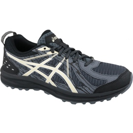 Grey Asics Frequent Trail M 1011A034-005 running shoes