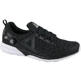 Black Reebok Zpump Fusion M AR0091 shoes