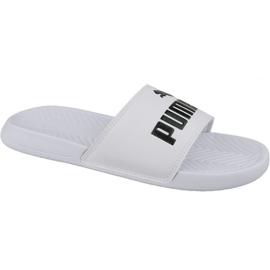 White Puma Slipper Popcat U 360265-12 slippers