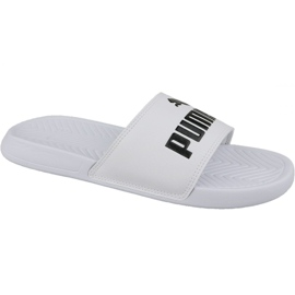 White Puma Slipper Popcat U 360265-12 slippers