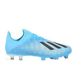 Adidas X 19.3 Sg M F35723 shoes blue