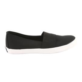 American Club women's sneakers black