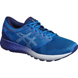 Blue Asics RoadHawk Ff 2 M 1011A136-400 running shoes