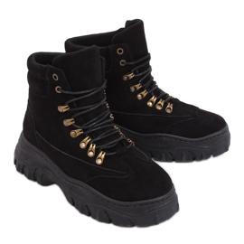 Black Sneakers 1967 Black