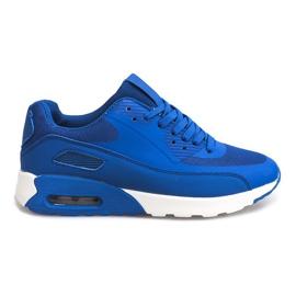 Blue Sneakers DN6-8 Royal