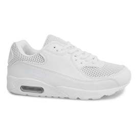 High Sneakers W-26 White