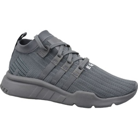 Grey Adidas Eqt Equip Support Mid Adv M F35144 shoes