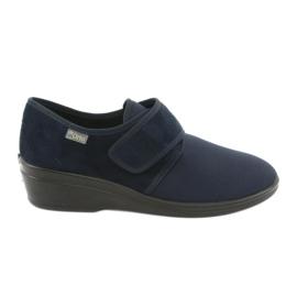 Befado women's shoes pu 033D001 navy