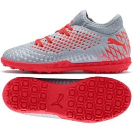 Puma Futrure 4.4 Tt Jr 105699 01 shoes gray grey grey