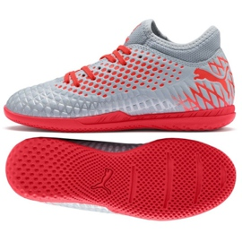 Puma Futrure 4.4 It Jr 105700 01 gray shoes