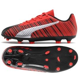 Puma One 5.4 Fg Ag M 105660 01 shoes red