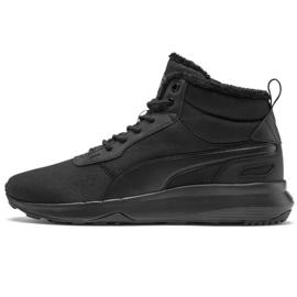 Puma Activate Mid Wtr M 369784 01 shoes black