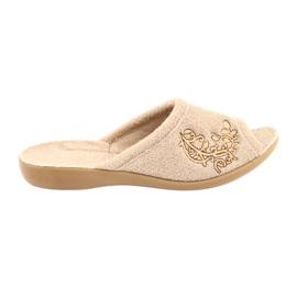 Brown Befado women's shoes pu 256D013