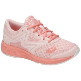 Pink Asics Noosa Gs Jr C711N-1706 running shoes