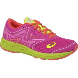 Pink Asics Noosa Gs Jr C711N-700 running shoes