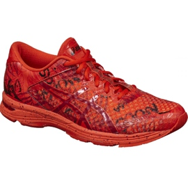 Red Asics Gel-Noosa Tri 11 M 1011A631-600 running shoes