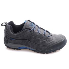 Grey MXC6805 Trekking Boots Gray