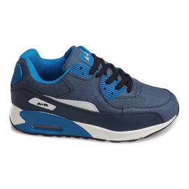 Sneakers Trainers Air Max B306A-47 BLUE