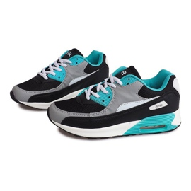 Sneakers Trainers Air Max Neon B306A-4
