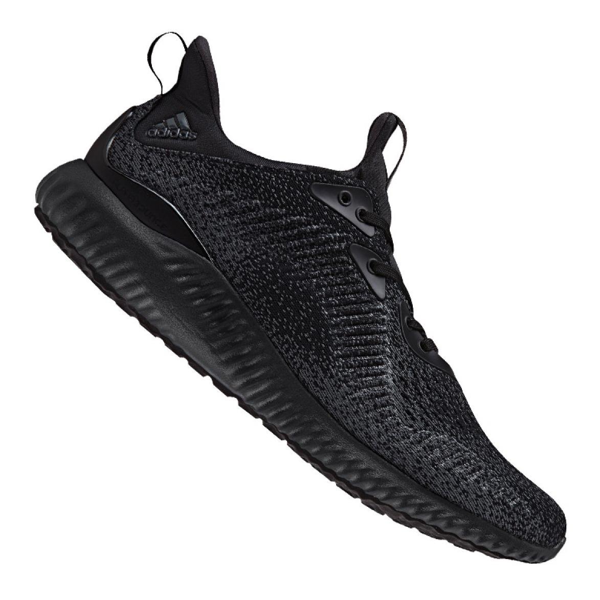 siglo Admisión estropeado  Adidas Alphabounce Em M DB1090 shoes black - ButyModne.pl