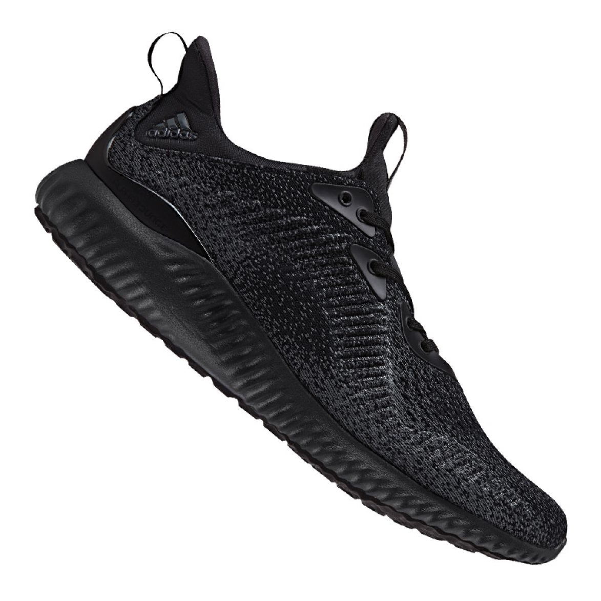 best sneakers 4d1fa 16c94 Black Adidas Alphabounce Em M DB1090 shoes