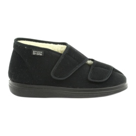 Black Befado men's shoes pu 986M011