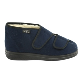Befado women's shoes pu 986M010 navy