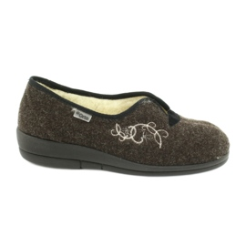 Befado women's shoes pu 940D356 brown