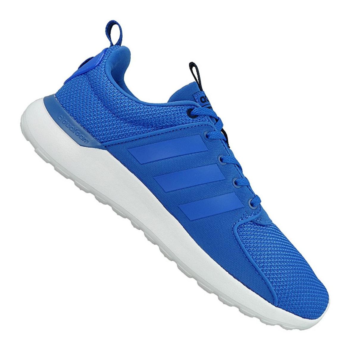 Adidas Cloudfoam Lite Racer M AW4028 shoes blue