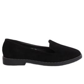 Black loafers N90 Black