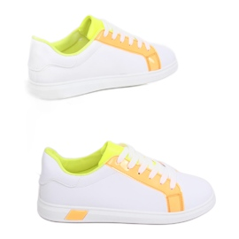 Women's sneakers W-3116 Orange