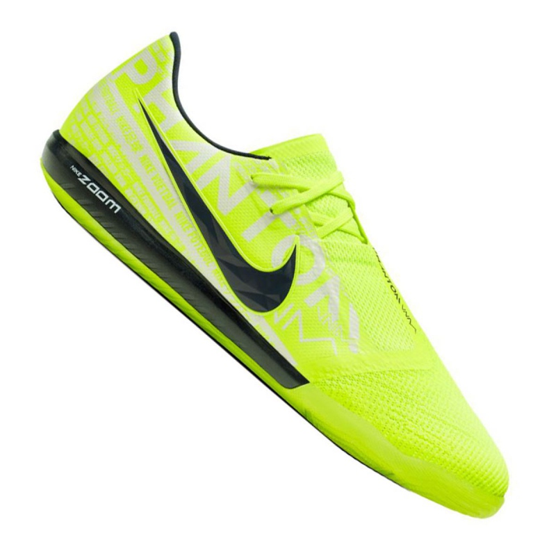 Indoor shoes Nike Zoom Phantom Vnm Pro Ic M BQ7496-717 yellow yellow