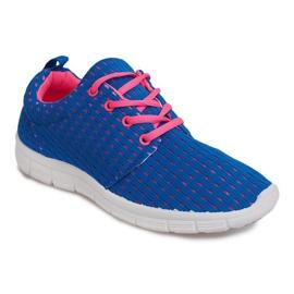 Roshe RS18 Blue Sport Running Sneakers